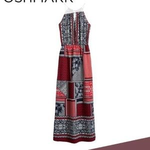 NWT Casandra Maxi Dress